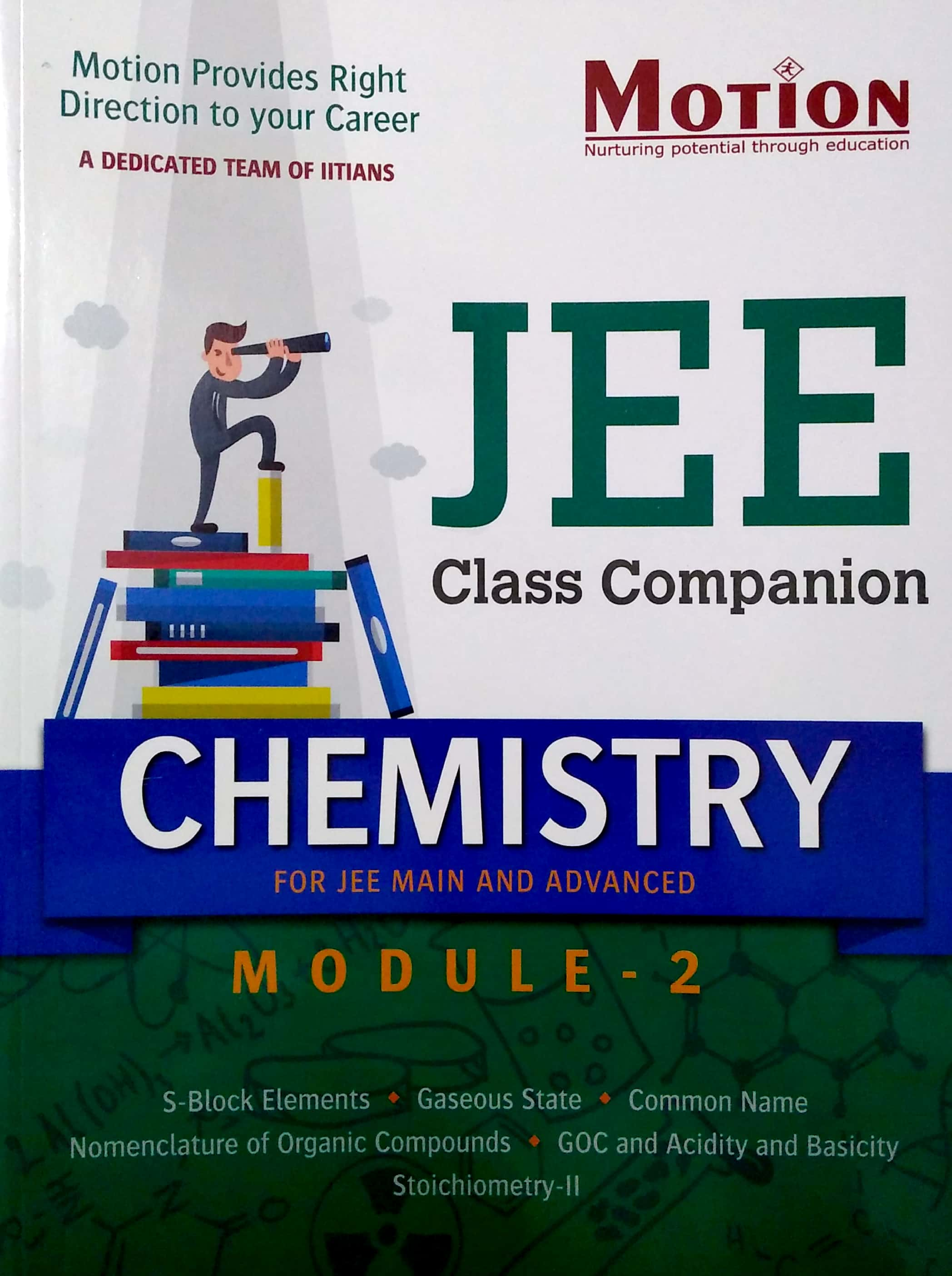 Complete Chemistry Study Book for Class XI, XII anc XIII Class